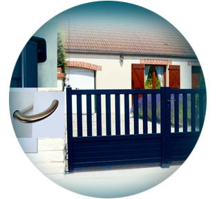 portails Guipry-Messac L'AR du portail